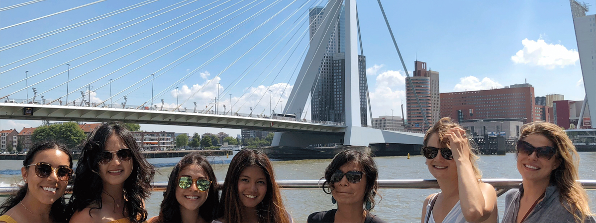 Civil engineering study abroad