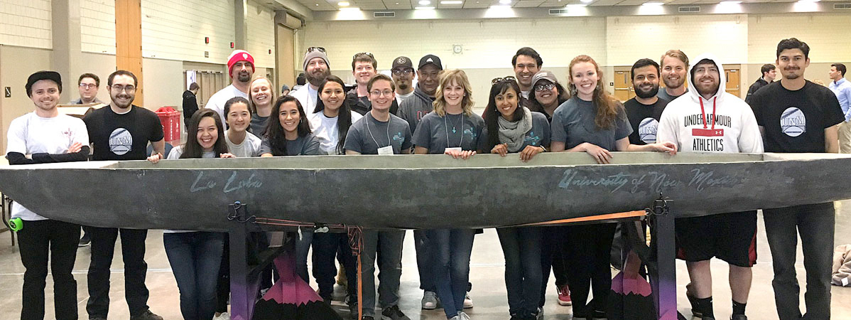 Photo of The National Concrete Canoe Competition